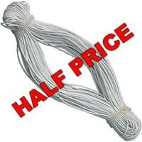 3mm Bungee Rope   Elastic rope for arts and crafts & activities